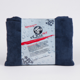 Manduka eQua® HOT Towel Midnight
