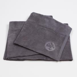 Manduka eQua® HOT Towel Thunder