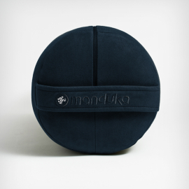 Manduka Enlight™ Round Bolster Midnight