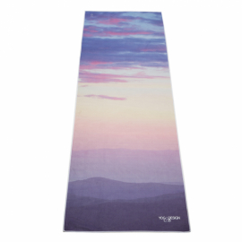 Yoga Design Lab Mat Towel Breathe