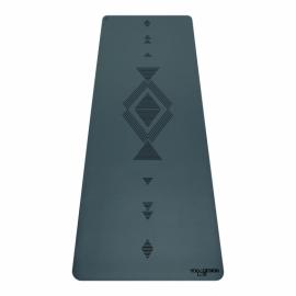 Yoga Design Lab Infinity Mat 5mm Tribal Charcoal