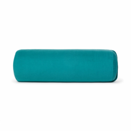 Manduka Enlight™ Round Bolster Deep Sea