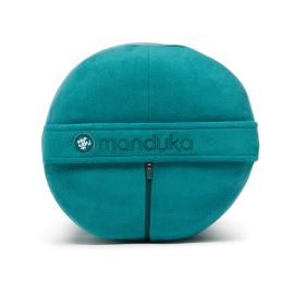 Manduka Enlight™ Round Bolster Deep Sea