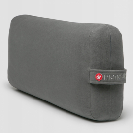 Manduka Enlight™ Rectangular Bolster Thunder