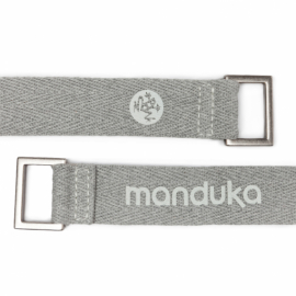Manduka Commuter Heather Grey Bliss
