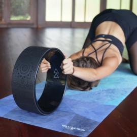 Yoga Design Lab Yoga Wheel Mandala Night