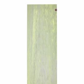 Manduka eKO SuperLite® Travel Mat Limelight Marbled