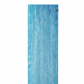 Manduka eKO SuperLite® Travel Mat Dresden Blue Marbled