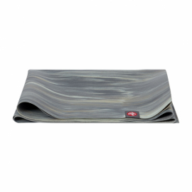 Manduka eKO SuperLite® Travel Mat Thunder Marbled