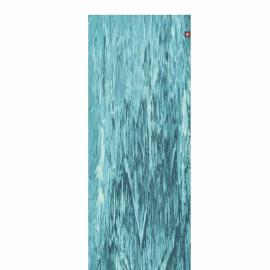 Cestovní jógamatka Manduka eKO SuperLite™ Travel Mat Bondi Blue Marbled 172 cm