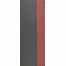 Manduka eKO SuperLite® Travel Mat Thunder Stripe