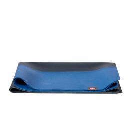 Cestovní jógamatka Manduka eKO SuperLite™ Travel Mat Midnight Stripe 172 cm
