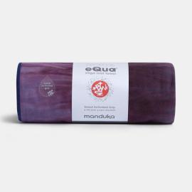 Manduka eQua® Mat Towel Dye Indulge