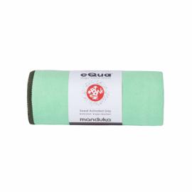 Malý jógový ručník Manduka eQua® Hand Towel Green Ash