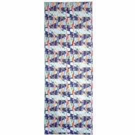Manduka eQua® Mat Towel HD Bengal Light Blue - limitovaná edice