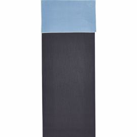 Manduka eQua® Hand Towel Clear Blue