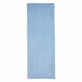 Manduka eQua® Mat Towel Clear Blue