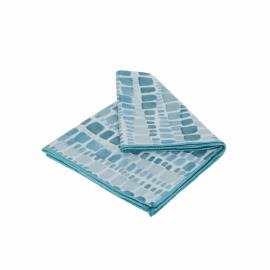 Manduka eQua® Hand Towel Patina Squares HD