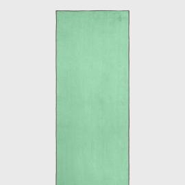 Manduka eQua® Mat Towel Green Ash