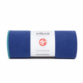 Manduka eQua® Mat Towel New Moon