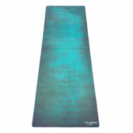 Yoga Design Lab Travel Mat Aegean Green