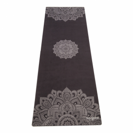 Designová jógamatka Yoga Design Lab Combo Mat Mandala Black