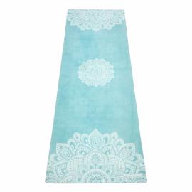 Yoga Design Lab Travel Mat Mandala Turquoise
