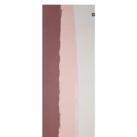 Cestovní jógamatka Manduka eKO SuperLite® Travel Mat Clay Stripe 180 cm