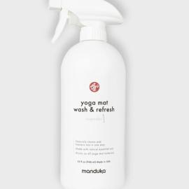 Čistič na jógamatku Manduka Yoga Mat Wash and Refresh 946 ml (32 oz) Lavender/Levandule