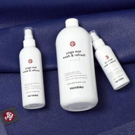 Čistič na jógamatku Manduka Yoga Mat Wash and Refresh 227 ml (8 oz) Lavender/Levandule