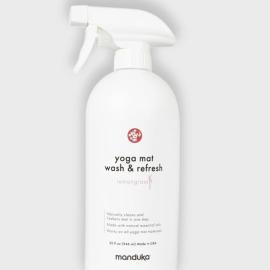 Čistič na jógamatku Manduka Yoga Mat Wash and Refresh 946 ml (32 oz) Citronová tráva/Lemongrass