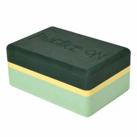 Manduka Foam Block Green Ash