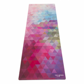 Yoga Design Lab Combo Mat Tribeca Sand