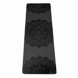 Yoga Design Lab Infinity Mat 5mm Mandala Charcoal