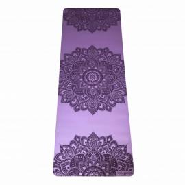 Yoga Design Lab Infinity Mat 5mm Mandala Lavender