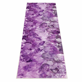 Yoga Design Lab Mat Towel Quartz