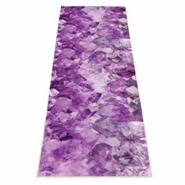 Yoga Design Lab Mat Towel Quartz