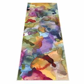 Yoga Design Lab Mat Towel Savasana