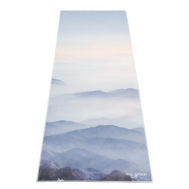 Yoga Design Lab Mat Towel Kaivalya