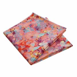 Yoga Design Lab Mat Towel Kaleidoscope