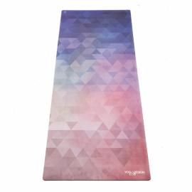 Yoga Design Lab Travel Mat Tribeca Love