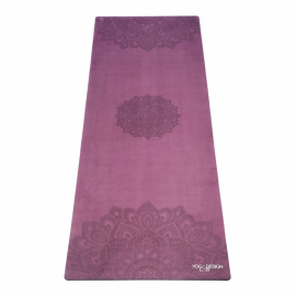 Yoga Design Lab Travel Mat Mandala Depth