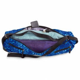 Yoga Design Lab Mat Bag Mandala Aqua