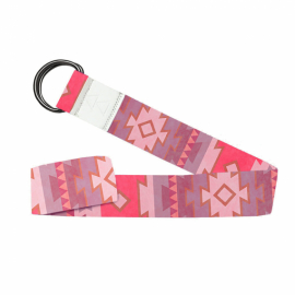 Yoga Design Lab Strap Tribal Coral