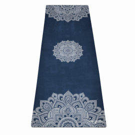 Yoga Design Lab Travel Mat Mandala Sapphire