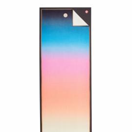 Velký ručník na jógu se silikononovými body Manduka yogitoes® Sunset Gradient