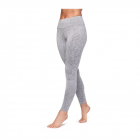 Dlouhé legíny Manduka Essential Legging Feather Grey Melange