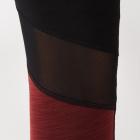 Dlouhé legíny Manduka Racer Legging Ruby