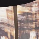 Dlouhé legíny Mandala Printed Tights Bamboo Forest