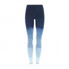 Dlouhé legíny Mandala Tie-Dye Pants Blue Night